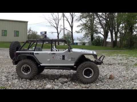 Axial Wrangler Rubicon and The Spring River Runs Deep #7