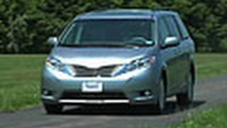 Toyota Sienna: Consumer Reports 2012 Top Pick Family Hauler videos