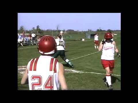 NAC - Saranac Softball  5-19-03