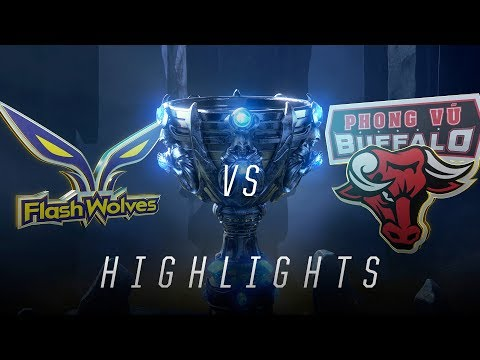 FW vs. PVB - Worlds Group Stage Day 6 Match Highlights