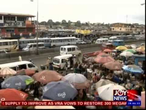 Aftermath of Accra Floods - Joy News (6-6-14)