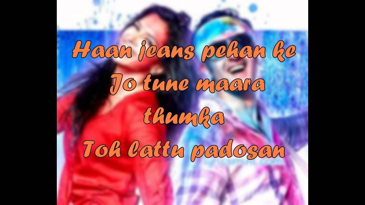 Balam Pichkari Lyrics - Yeh Jawani Hai Deewani (YJHD ...
