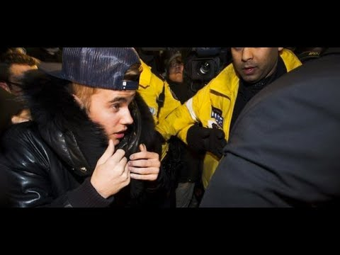 Justin Bieber charged with assault in Toronto