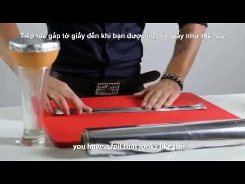 [WOB] Làm shisha sử dụng tăm, dập gim với bưởi - How to make shisha grapefruit