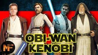 The Life of Obi-Wan Kenobi Explained (Padawan, Clone Wars & Tatooine Years)