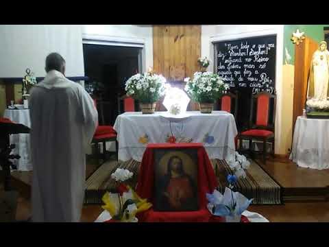 Santa Missa | 25.06.2021 | Sexta-feira | Padre Robson Antônio | ANSPAZ