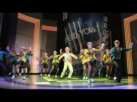 TOP HAT The Musical: NEW trailer (2014)
