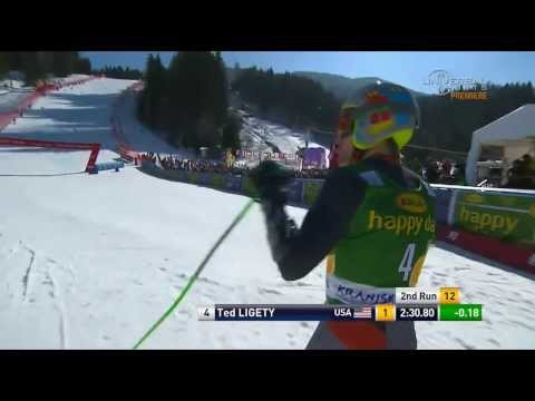 Historic 6th Kranjska Gora Win for Ligety - U.S. Ski Team