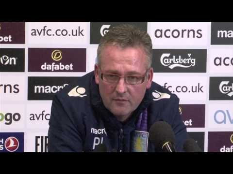 Paul Lambert on Shay Given and Gordon Cowans
