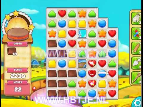 Cookie Jam level 31