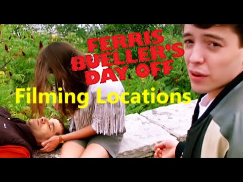 Ferris Bueller's Day Off 1986 ( Filming Location ) John Hughes