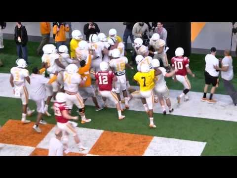 Von Pearson One-Handed Catch (March 13, 2014)