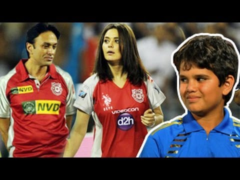 Preity Zinta MOLESTATION CASE: Sachin Tedulkar's son Arjun Key WITNESS
