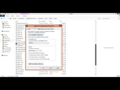 Hướng dẫn Sữa Lỗi Liên Minh Huyền Thoại màn hình đen trên Windows 10
