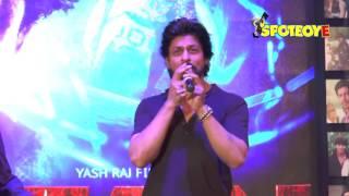 shahrukh khan movies dialogues, srk dialogues, fan movie trailer launch