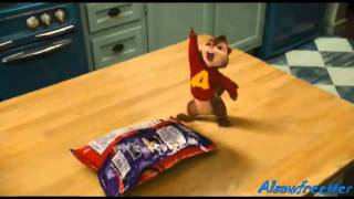 Alvin And The Chipmunks Cheese Balls (Get In My Belly