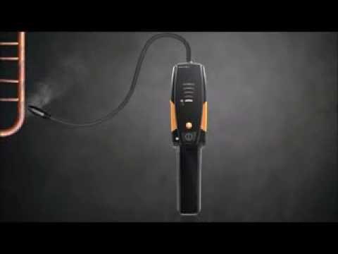 testo 316-3 - детектор утечек хдадагентов