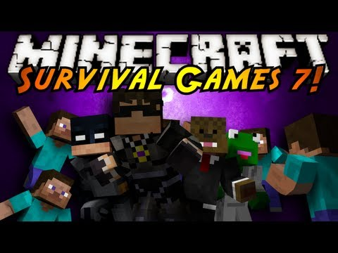 Minecraft: SURVIVAL GAMES 7!