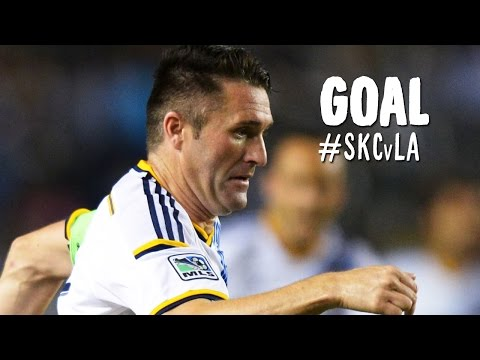 GOAL: Robbie Keane quickly flicks it in from short distance | Sporting Kansas City vs. LA Galaxy