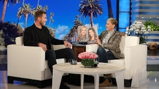 Ellen Predicts 'The Bachelor' Colton Underwood's Final Two Bachelorettes