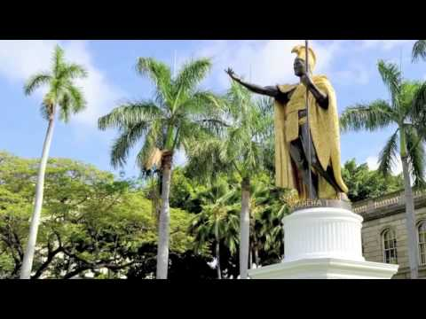 King Kamehameha by Dwight Armbrust
