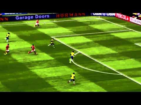 Alex Oxlade-Chamberlain vs Ecuador - 04/06/2014