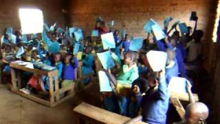 Ululation at Misai Primary School