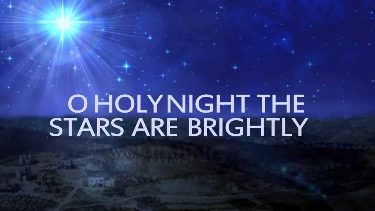 Josh Groban Believe O Holy Night Christmas Song Cover Charity Angel Lyric Video - YouTube