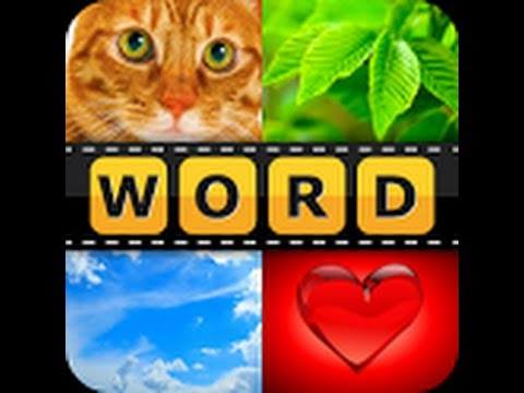 What's that Word - 4 Pictures, 1 Word - Level 9 Answers (Itch Mania, iPhone, Android, iPad)