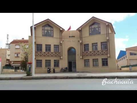 مدينة ميدلت في حلتها الجديدة 2017