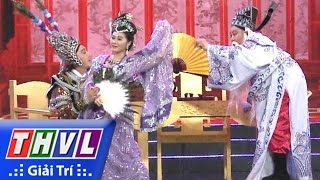 THVL | Danh hài đất Việt - Tập 47: Lữ Bố hí Điêu Thuyền - NSND Thanh Tòng, Kim Tử Long, Quế Trân