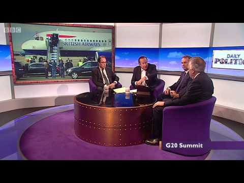 Discussion on Syria from Daily Politics with Liam Fox and Peter Hain - 5 Sept 2013