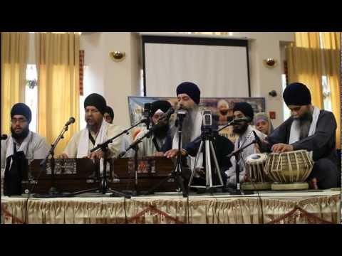 Bhai Harpreet Singh - Asa Kee Vaar - New York 2012