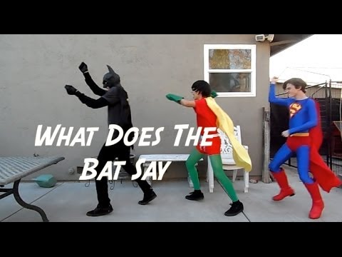 What Does The Bat Say - (Ylvis - What Does The Fox Say Parody)