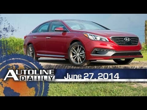 Infiniti Making Daimler Engines, 2015 Sonata Sport and Big F1 Rule Cha