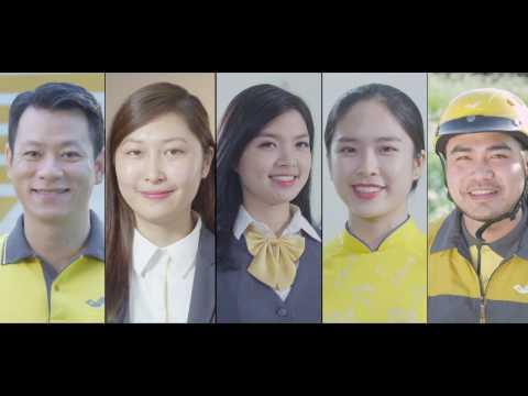 (TVC) Bưu điện Việt Nam - Gửi cả niềm tin (30s)