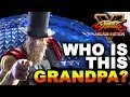 SFV Who Is This Grandpa G s Interesting Theories For Arcade Edition