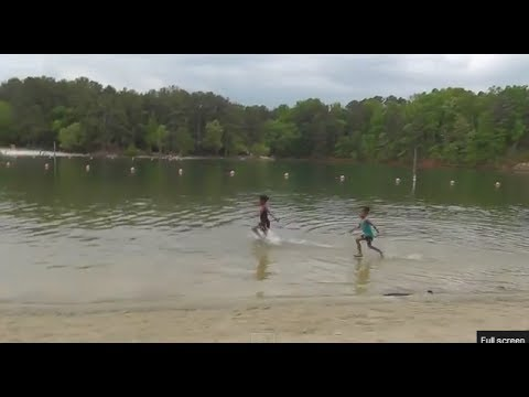 Exploring Buford Dam Park Gwinnett County Atlanta Georgia