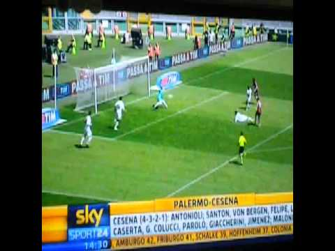 Juventus-Genoa 3-2 10/04/2011 SKY HD Ampia Sintesi Highlights Serie A 2010-2011
