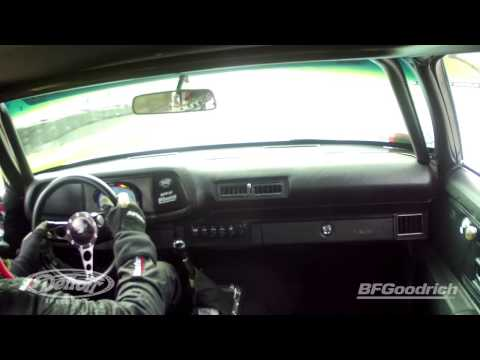 Detroit Speed, Inc. - Road America - BFGoodrich Hot Lap Challenge
