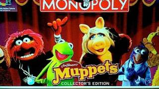 Muppet Show Monopoly Board Game Toy Review By Mike Mozart