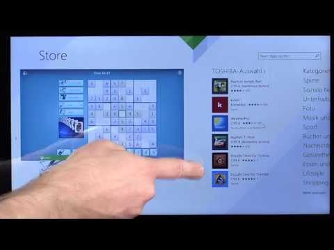Windows 8.1 - 03 Microsoft Store / Apps finden & downloaden