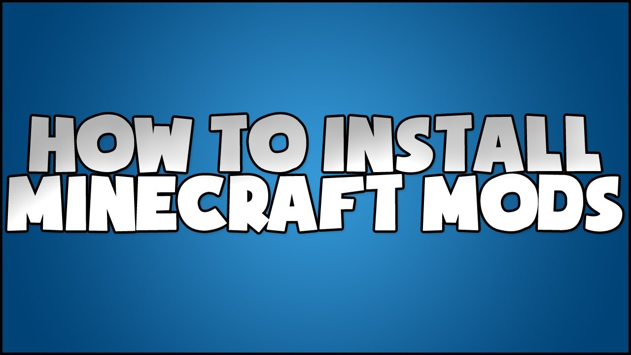 how to put mods on minecraft pc