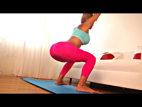 Home Butt Workout - Full Length 15 Minutes