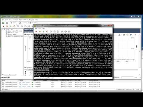 ESXi5 Video 16  Upgrading ESXi 5 to ESXi 5 Update 2 Using VMA