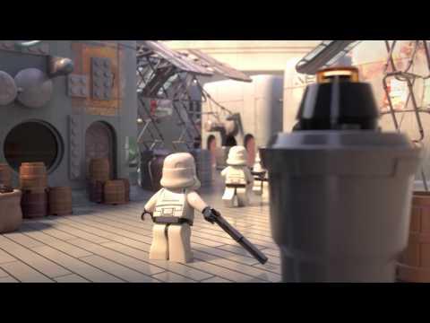 Lego Star Wars - Rebelov� v bitv� proti Imp�riu I.