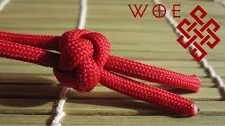 How To Tie The Ideal Paracord Lanyard Knot (Two Strand