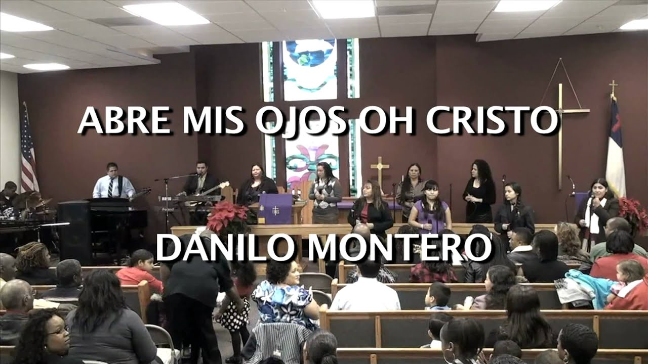 Danilo Montero – Abre mis ojos Lyrics | Genius Lyrics