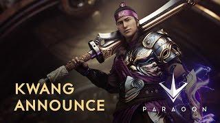 Paragon - Kwang Bejelentés Trailer