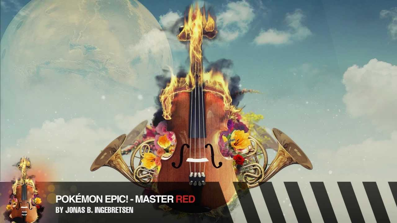Pok 233 Mon Epic Master Red Orchestrated Youtube